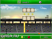 Игра Stickman Soccer 2