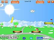Флеш игра онлайн Важно и Boucy / Sticky and Boucy