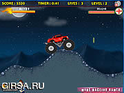 Флеш игра онлайн Тележка шторма / Storm Truck