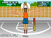 Флеш игра онлайн Уличный Баскетбол / Street Basketball