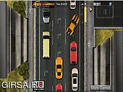 Флеш игра онлайн Пробка на дороге / Stuck in traffic