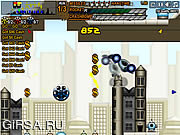 Флеш игра онлайн Трюк Сумасшедший Вызов Podgeworld 2 / Stunt Crazy Podgeworld Challenge 2