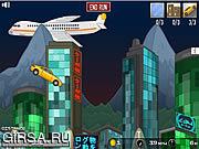 Флеш игра онлайн Экстримальный водитель 2 / Stunt Driver 2