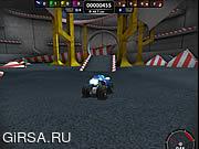 Флеш игра онлайн Stunt Mania Online