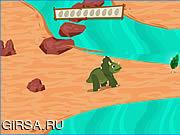 Флеш игра онлайн Styracosaurus