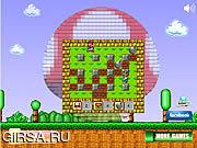 Флеш игра онлайн Super Mario Bomber