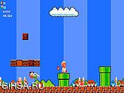 Флеш игра онлайн Super Merio Rampage