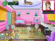 Флеш игра онлайн Супер няня
