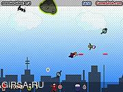 Флеш игра онлайн Супер нул / The Super Zero