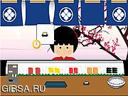Флеш игра онлайн Мания суш / Sushi Mania