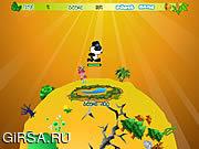 Флеш игра онлайн Sweet Bamboo Shoots