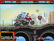 Флеш игра онлайн Swift Rangers