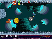 Флеш игра онлайн Swim Mr. Fish