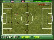 Флеш игра онлайн TFS Football