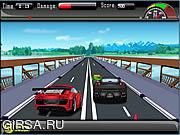 Флеш игра онлайн Tackle Drive