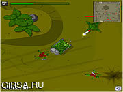 Флеш игра онлайн Tank Destroyer 2