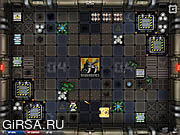 Флеш игра онлайн Tankman Survival