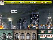 Флеш игра онлайн Taz In The City