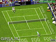 Флеш игра онлайн Кубок Теннис