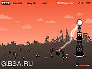 Флеш игра онлайн Тесла