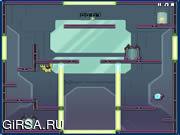 Флеш игра онлайн Зеленый подопытный / Test Subject Green