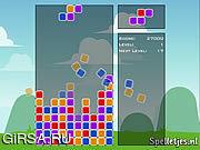 Флеш игра онлайн Tetrabreak
