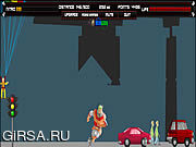 Флеш игра онлайн The Crusher