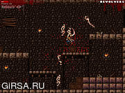 Флеш игра онлайн The Cursed Beneath