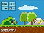 Флеш игра онлайн The Eggsterminator 2