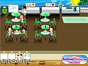 Флеш игра онлайн Солнечная терраса / The Sunny Terrace
