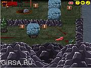 Флеш игра онлайн The Visitor - Massacre Of Camp Happy