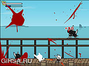 Флеш игра онлайн This Bunny Kills 2