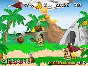 Флеш игра онлайн Timmy пещерный человек