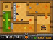 Флеш игра онлайн Tiny Explorers