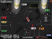 Флеш игра онлайн Tokyo Drift Parking