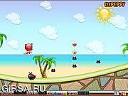 Флеш игра онлайн Приключения кота Тома / Tom The Hero