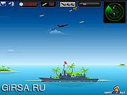 Флеш игра онлайн Топ Рейс / Top Flight