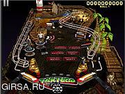 Флеш игра онлайн Тортуга Сказки Пинбол / Tortuga Tales Pinball