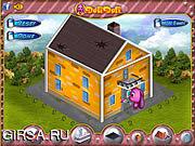 Флеш игра онлайн Проект Дома
