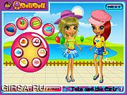 Флеш игра онлайн Toto and the Girls