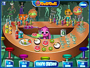 Флеш игра онлайн Toto коктейли / Toto's Cocktails