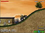 Флеш игра онлайн Тракторомания
