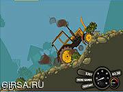 Флеш игра онлайн Сила тракторов