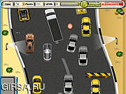 Флеш игра онлайн Пробке Кайф / Traffic Jam Buzz