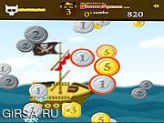 Флеш игра онлайн Treasurement
