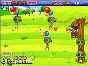 Флеш игра онлайн Tree Defendes