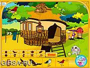 Флеш игра онлайн Дом на дереве