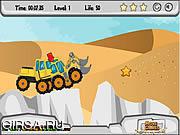Игра Truck Desert Racing