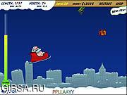 Флеш игра онлайн Турбо Санта 2 / Turbo Santa 2