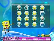 Флеш игра онлайн Переплетать головоломку Spongebob / Twisting Puzzle Spongebob
